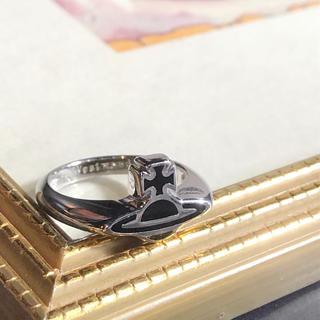 ヴィヴィアンウエストウッド(Vivienne Westwood)の新品 Vivienne ROMINA ORB RING ロミナオーブリング XL(リング(指輪))