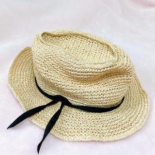 スタディオクリップ(STUDIO CLIP)の麦わら帽子 ハット ストローハット(麦わら帽子/ストローハット)