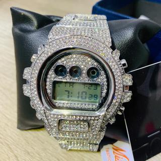 GSHOCK型 カスタム 腕時計 ラグジュアリー メンズ レディース(腕時計(デジタル))