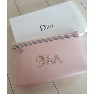 ディオール(Dior)のDior ノベルティー ポーチ/クラッチバック(クラッチバッグ)