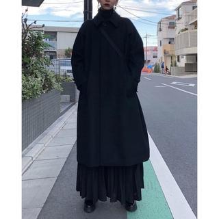 コムデギャルソン(COMME des GARCONS)の定価10万9080円 noir kei ninomiya カシミア混 コート(ロングコート)