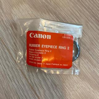 Canon - キヤノン CANON アイピース リング アイピース ラバー