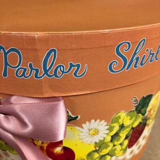 Shirley Temple - シャーリーテンプル  限定 グッズ ノベルティ 帽子箱 フルーツ イチゴ