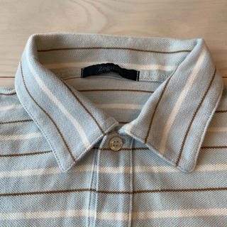 エルメネジルドゼニア(Ermenegildo Zegna)のゼニアスポーツ ポロシャツ M(ポロシャツ)