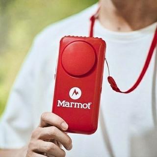 マーモット(MARMOT)のMarmot マーモット 携帯扇風機 MonoMaster 8月号 増刊 付録(扇風機)