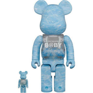 MY FIRST BE@RBRICK B@BY WATER CREST (その他)