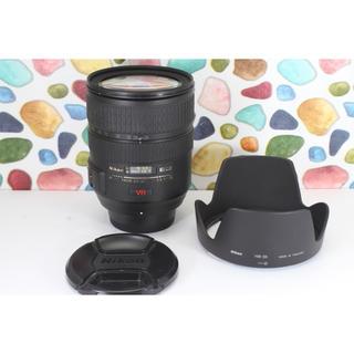 ニコン(Nikon)の☘Nikon AF-S 24-120 VR ★実用品 ★高性能ズームレンズ(レンズ(ズーム))