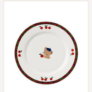 ファミリア(familiar)のファミリア70周年プレート(食器)