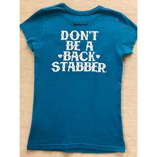 ジューシークチュール(Juicy Couture)のJUICY COUTURE バックプリントTEE(Tシャツ(半袖/袖なし))