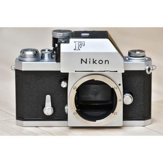 ニコン(Nikon)の【きれい】Nikon F フォトミックT 678万番台(フィルムカメラ)