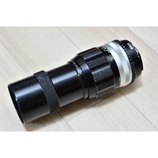 ニコン(Nikon)のAi改 Nikkor-Q.C Auto 200mm F4(フィルムカメラ)
