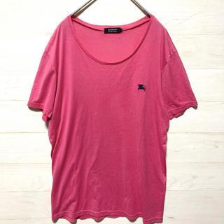 バーバリーブラックレーベル(BURBERRY BLACK LABEL)のバーバリー ブラックレーベル  半袖Tシャツ サイズ3 LサイズBurberry(Tシャツ/カットソー(半袖/袖なし))