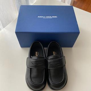 ミキハウス(mikihouse)のミキハウス子供用革靴(フォーマルシューズ)