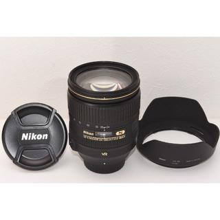 ニコン(Nikon)の未使用に近い ダブル保証 Nikon AF-S 24-120mm F4 VR (レンズ(ズーム))
