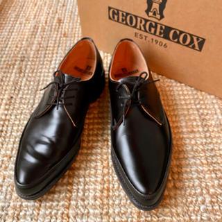 ジョージコックス(GEORGE COX)の定価4.4万 スティーブンアラン ジョージコックス ドレスシューズ(ドレス/ビジネス)
