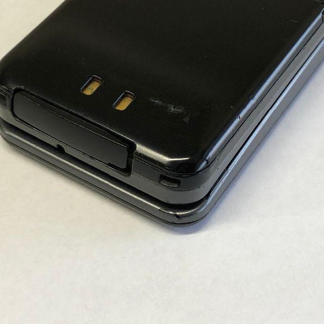 Panasonic(パナソニック)のdocomo STYLE series P-08A ブラック スマホ/家電/カメラのスマートフォン/携帯電話(携帯電話本体)の商品写真