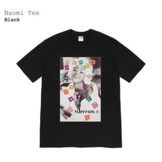 シュプリーム(Supreme)のSupreme 20ss Naomi Tee Black Large(Tシャツ/カットソー(半袖/袖なし))