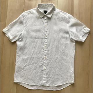 カルバンクライン(Calvin Klein)のCalvin Klein(カルバンクライン) メンズ 半袖シャツ(シャツ)