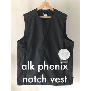 ワンエルディーケーセレクト(1LDK SELECT)のalk phenix notch vest / KEVLAR X α(ベスト)