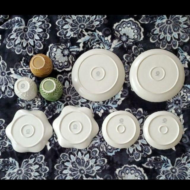 Jenggala(ジェンガラ)のジェンガラケラミック プレート カップ インテリア/住まい/日用品のキッチン/食器(食器)の商品写真