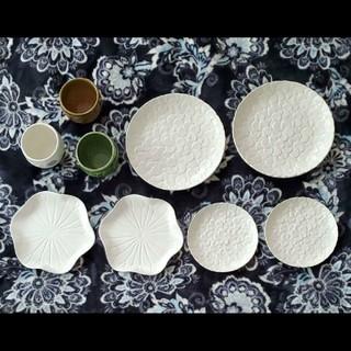 ジェンガラ(Jenggala)のジェンガラケラミック プレート カップ(食器)