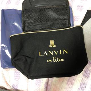 ランバンオンブルー(LANVIN en Bleu)のsweet1月号、LANVINenBlewマルチボックス付録のみ(メイクボックス)