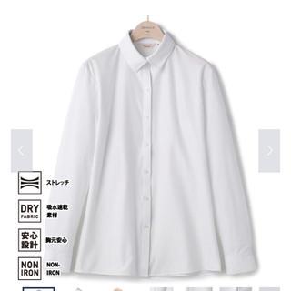 オリヒカ(ORIHICA)のオリヒカ ノンアイロンニットシャツ(シャツ/ブラウス(長袖/七分))