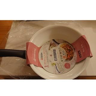 キョウセラ(京セラ)のセラブリッド フライパン(鍋/フライパン)