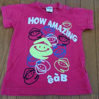 エーアーベー(eaB)のeaB☆半袖Tシャツ(Tシャツ)