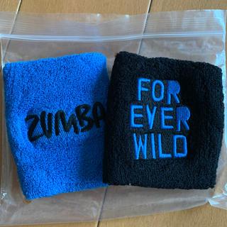 ズンバ(Zumba)のZUMBA 新品リストバンド(トレーニング用品)
