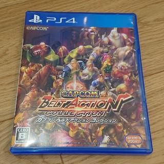 プレイステーション4(PlayStation4)のカプコン ベルトアクション コレクション PS4(家庭用ゲームソフト)
