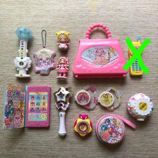 プリキュア おもちゃ 玩具 セット売り(キャラクターグッズ)