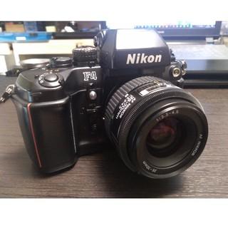 ニコン(Nikon)のNikon F4レンズセット(フィルムカメラ)
