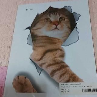 猫 ステッカー(その他)