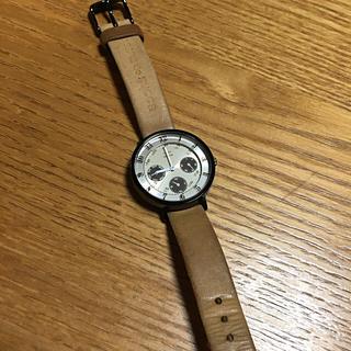 カバンドズッカ(CABANE de ZUCCa)のzucca 腕時計(腕時計)