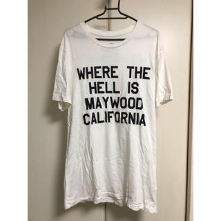 エバー(ever)の最終価格 ever / Tシャツ USA製 エバー(Tシャツ/カットソー(半袖/袖なし))
