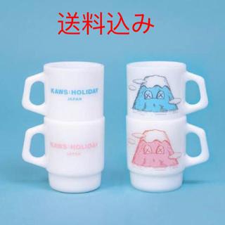シュプリーム(Supreme)のKAWS:HOLIDAY JAPAN Mount Fuji Fire-King (食器)