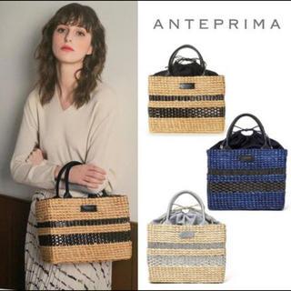 アンテプリマ(ANTEPRIMA)のANTEPRIMA チェストワイヤーバック(かごバッグ/ストローバッグ)