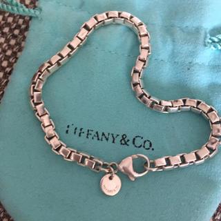 ティファニー(Tiffany & Co.)のティファニー シルバー ブレスレット(ブレスレット)