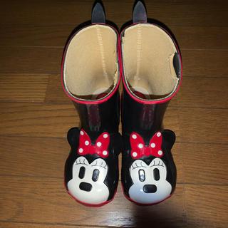 ダイアナ(DIANA)のDiana ディズニーコラボ ミッキーミニー レインシューズ(長靴/レインシューズ)