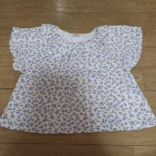 テータテート     花柄トップス95(Tシャツ/カットソー)