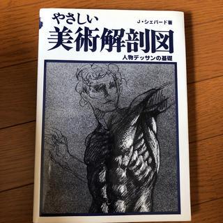 やさしい美術解剖図(アート/エンタメ)