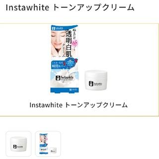 明色化粧品 トーンアップクリーム Instawhite(化粧下地)