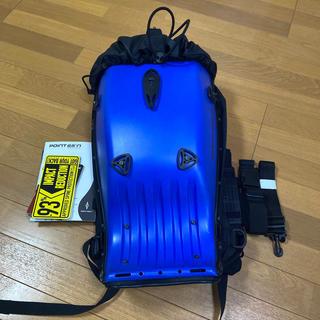ボブルビー(BOBLBEE)のボブルビー BOBLBEE 25L point45℃ ブルー(バッグパック/リュック)