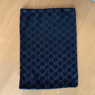グッチ(Gucci)のGUCCI シューズ保存袋 1枚(その他)