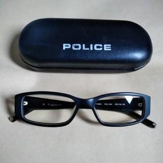 ポリス(POLICE)のポリス  POLICE メガネ   V1566J (サングラス/メガネ)