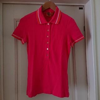 トリーバーチ(Tory Burch)の【値下げしました】トリーバーチ TORY BURCH ポロシャツ(ポロシャツ)