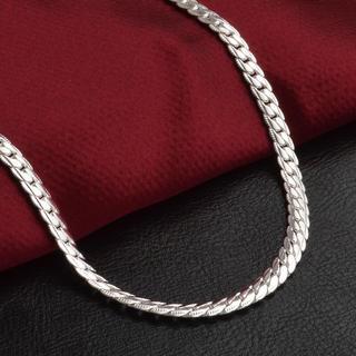 高品質 シルバー 喜平ネックレス 925 フィールド チェーン メンズ(ネックレス)