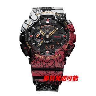 ジーショック(G-SHOCK)のG-SHOCK ワンピース GA-110JOP-1A4JR (腕時計(デジタル))