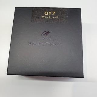 SoundPEATS サウンドピーツ QY7 新品未使用 長期保管品(ヘッドフォン/イヤフォン)